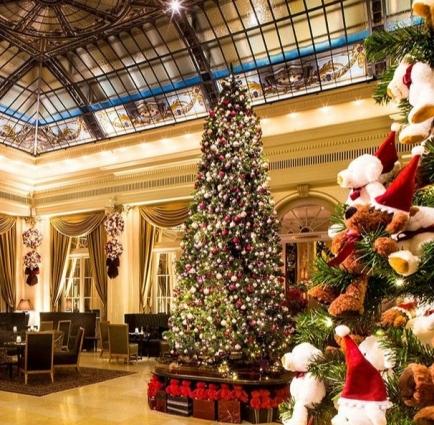 Traditioneller Rotaract Weihnachtsbrunch im Bellevue Kosten: 40 CHF/Person